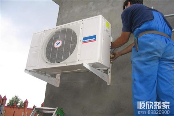 深圳空调拆装一般哪些情况会收高空作业费?