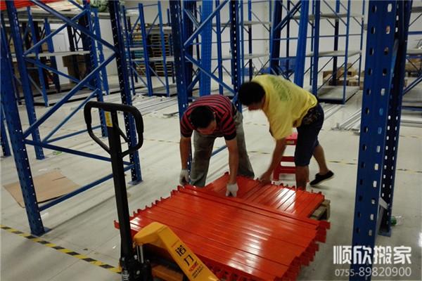 深圳健身器材搬运