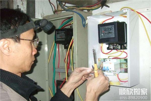 深圳强弱电安装